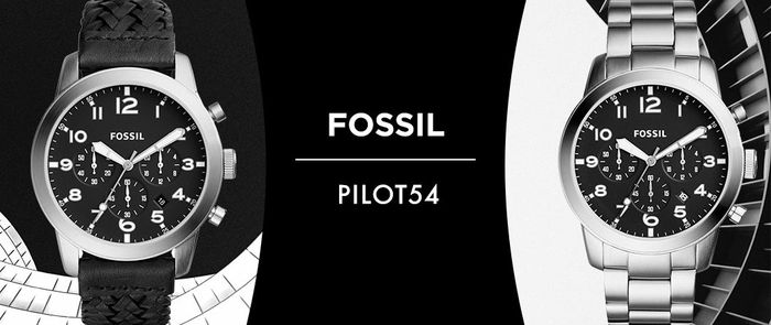 Fossil | Pilot54