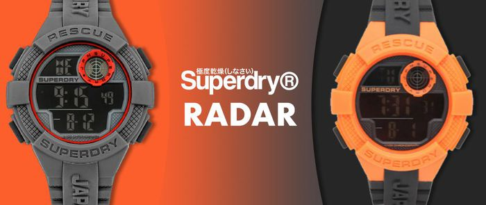 Superdry | Radar