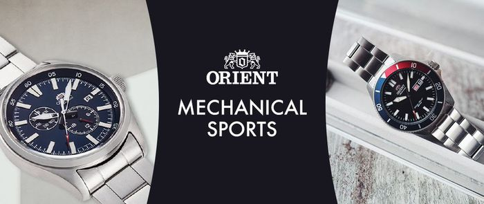 Orient | Mechanical Sports