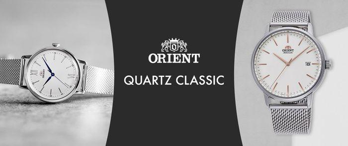 Orient | Quartz Classic