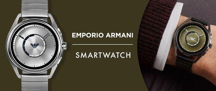Emporio Armani | Smartwatch