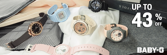 Baby-G-Collection