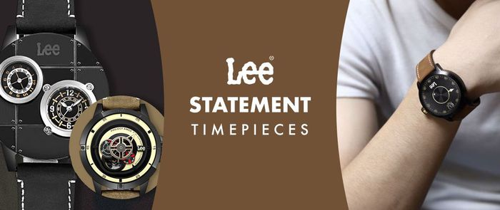 Lee | Statement Timepieces